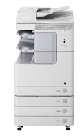 Canon iR 2525W Operating System
