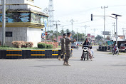 33 Orang Warga Terjaring Operasi Yustisi di Simpang Tiga Tugu