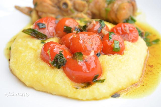 Tomatinhos Sauté