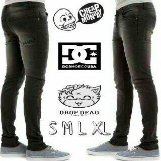 celana jeans, celana jeans skinny, celana jeans skinny pria