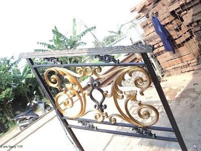 contoh railing tangga klasik