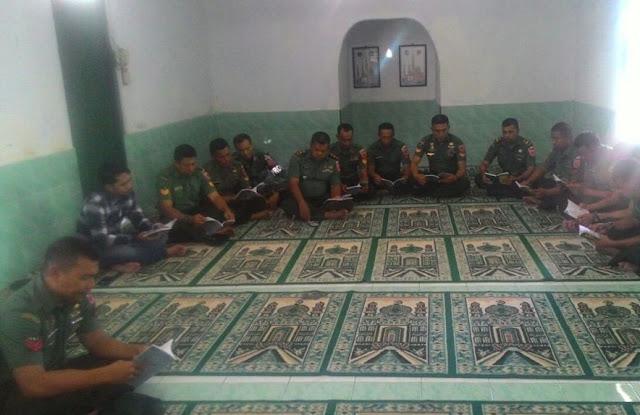 Jelang Puncak HUT TNI Ke 72, Doa Keselamatan Bangsa, Dari Puluhan Mesjid Di Kepulauan Selayar