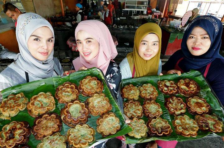 Akok 'Risda' Jalan Pasir Mas-Rantau Panjang