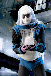 Mister Freeze Cosplay