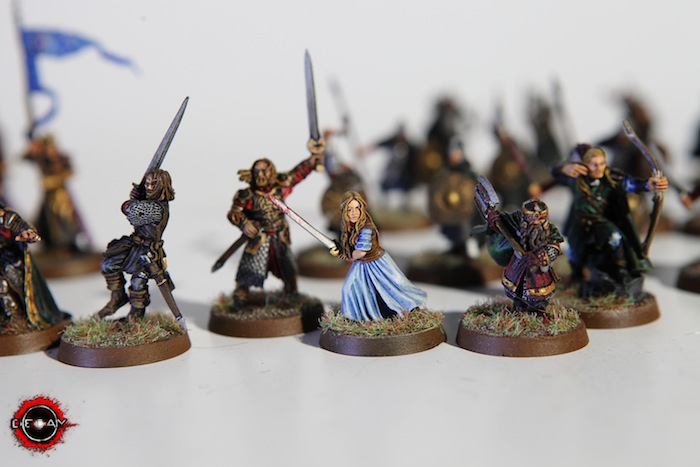LOTR miniature Photo