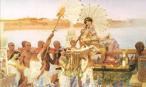 Misteri Putra Pertama Firaun