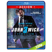 John Wick 3: Parabellum (2019) BRRip 720p Audio Dual Latino-Ingles