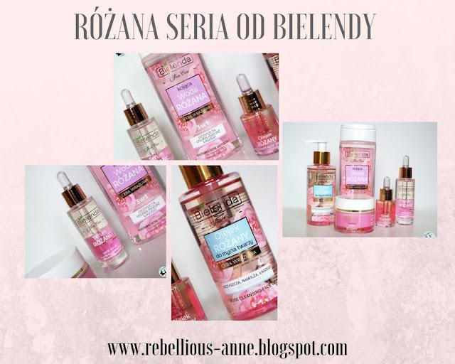 Różana seria od Bielendy