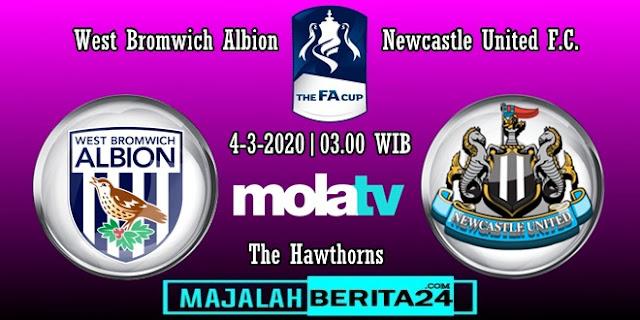 Prediksi West Bromwich Albion vs Newcastle United
