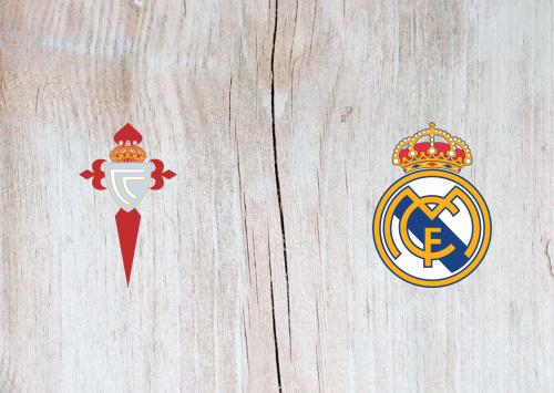 Celta de Vigo vs Real Madrid Full Match & Highlights 17 August 2019
