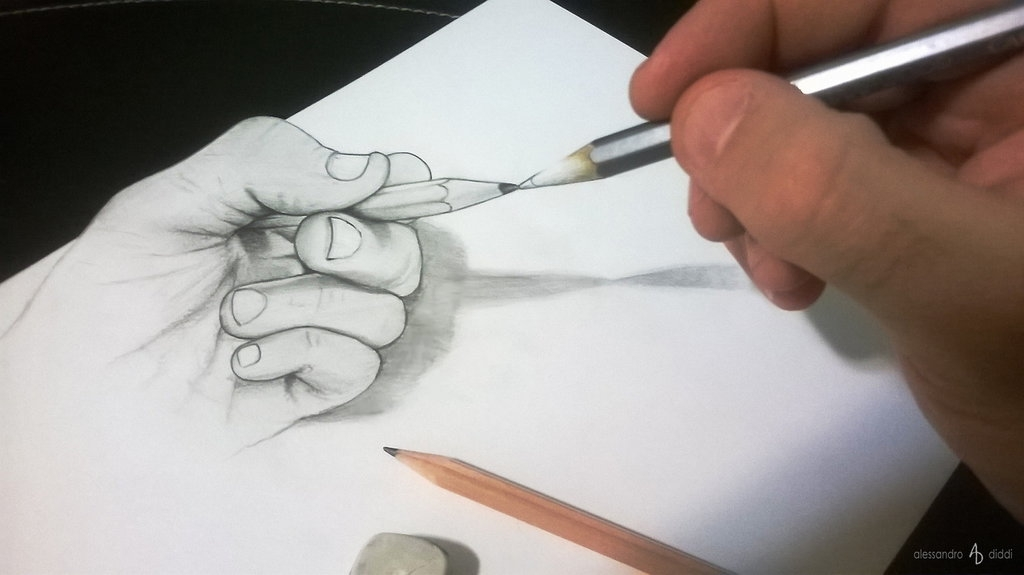 12-Who-Draws-Alessandro-Diddi-Anamorphic-Optical-Illusions-that-look-like-3D-Drawings-www-designstack-co