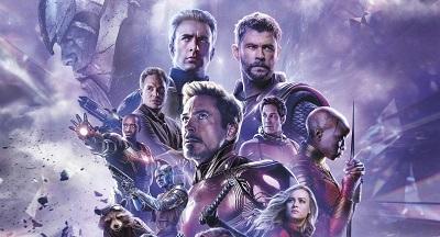 Avengers Endgame (2019) HD 1080p español latino poster box cover