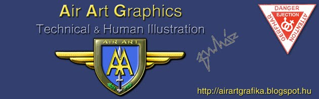 Air Art Graphics Technical & Human Illustration