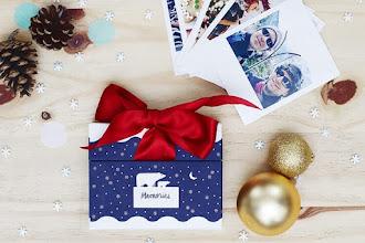 Coup de Coeur : Cheerz, la Collection de Noël enchante vos souvenirs photos [CODE PROMO en fin d'article]