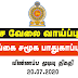 Vacancies - Sri Lanka Social Security Board
