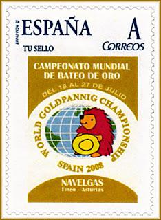 sello, personalizado, tu sello, bateo, oro, Navelgas