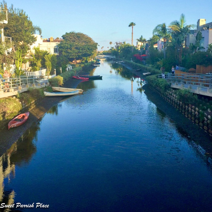 sweet parrish place trip report venice beach airbnb and the venice canals. Black Bedroom Furniture Sets. Home Design Ideas