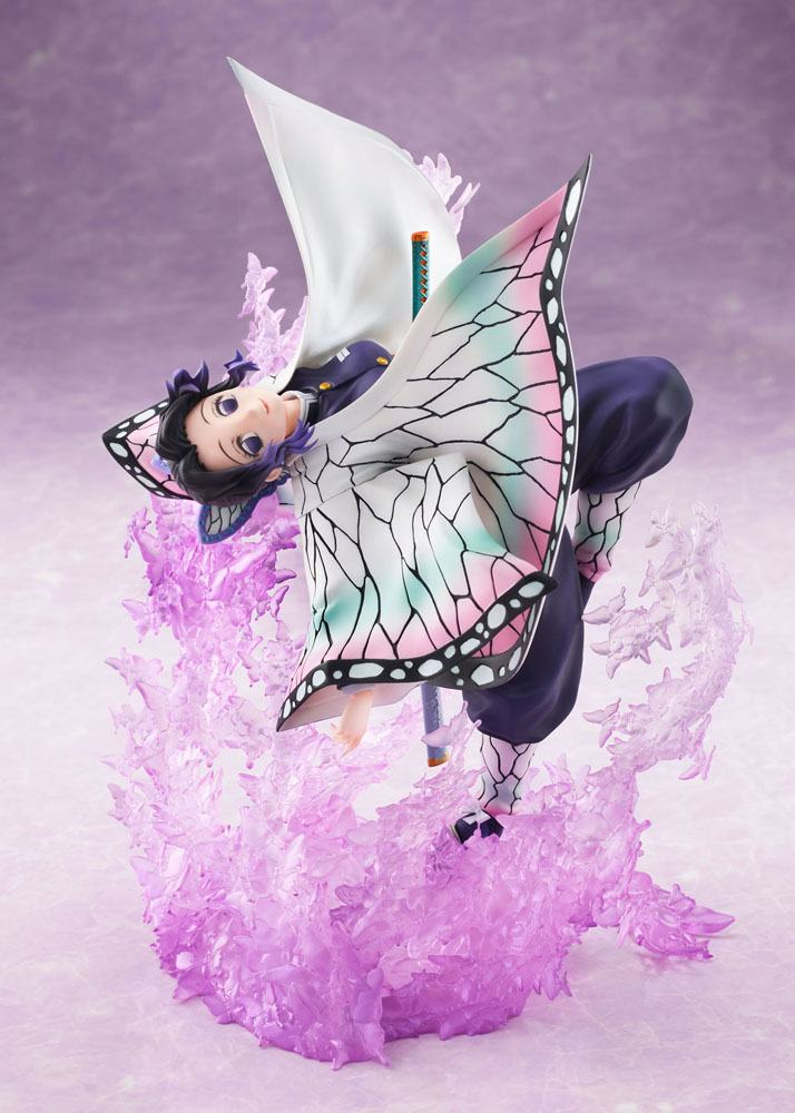 Figuras: Shinobu Kocho de Demon Slayer: Kimetsu no Yaiba - WING