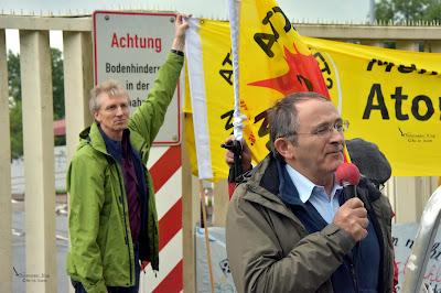 Bernd Voß plädiert für Stilllegung