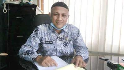 Beny Yusrial Dilantik Jadi Ketua DPRD Bukittinggi Gantikan Herman Sofyan