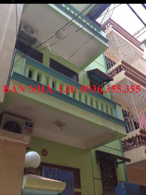 Bán nhà ngõ phố Nguyễn Thị Định, Đỗ Quang