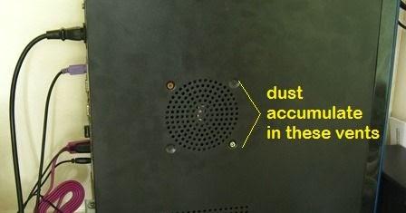 Diy Computer Fan Dust Filter Blackdove Nest