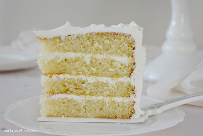 Vanilla Bean Butter Cake, Vanilla Bean Cake, High Altitude Vanilla Cake, Vanilla Cake Recipe, Vanilla Cake with Butter, High Altitude Cake Recipes, White and Gold Cake