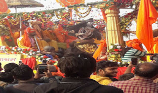 shiv-tandav-in-mahanirwani-akhada