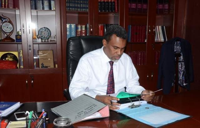 Director of Public Prosecutions Noordin Haji  photos