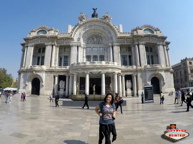 Dia 6: Cidade do México (México) - Centro Histórico