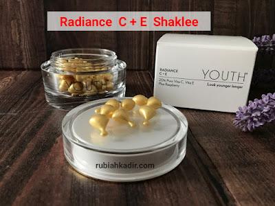 Radiance C+E Shaklee