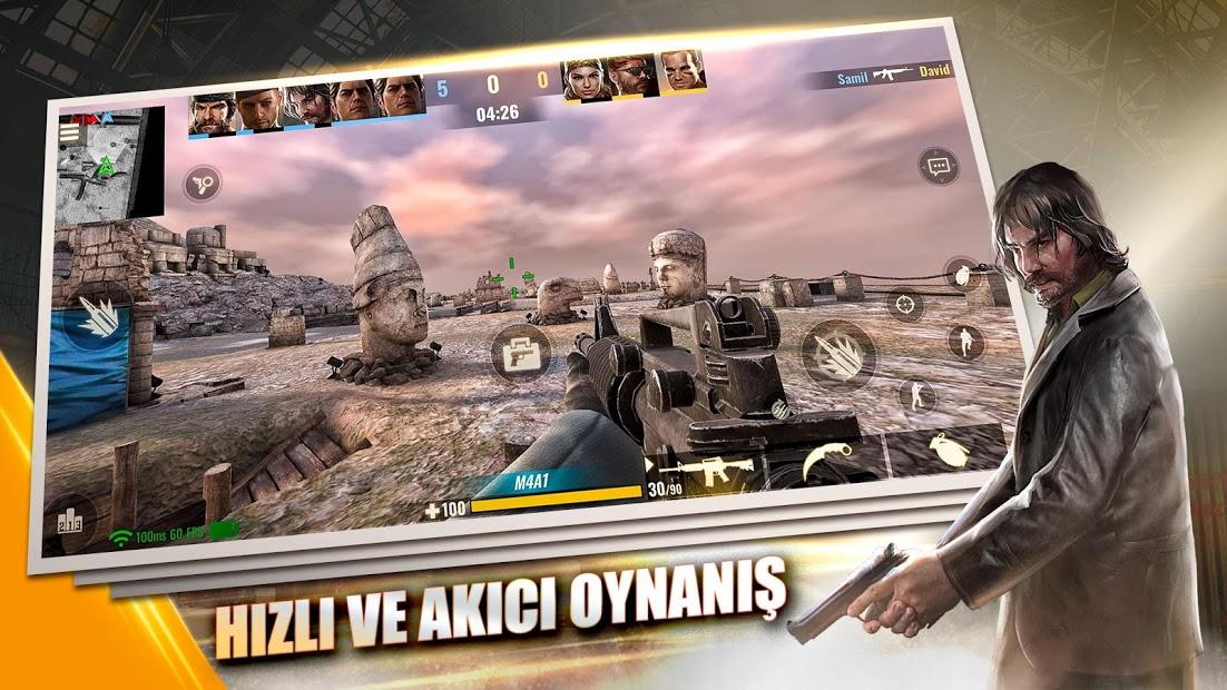 Zula Mobile Hileli Apk - Clysing Menu Mod Apk