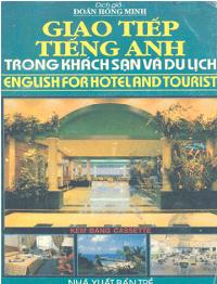 Giao Tiếp Tiếng Anh Trong Khách Sạn Và Du Lịch - Rod Revell
