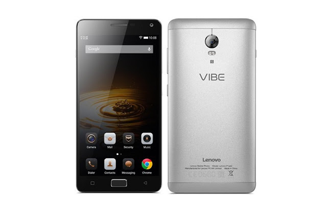 Lenovo Vibe P1 Turbo - Full Details