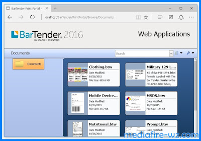 BarTender Enterprise Automation 2016 v11.0 with crack