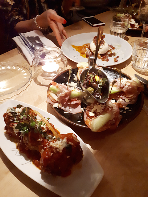 burrata patrizio & co resto italien québec