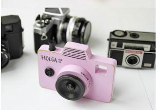 DIY mainan kamera dari kayu
