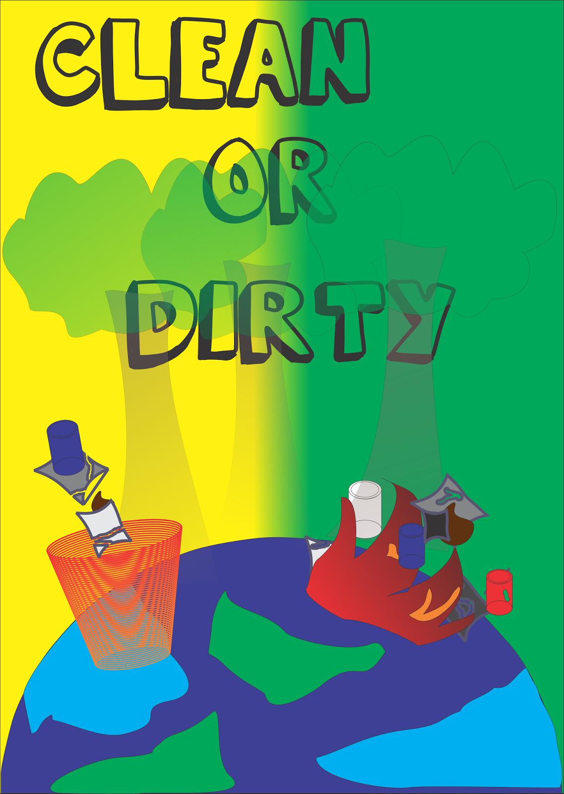 Download 101 Gambar Poster Tentang Lingkungan Hidup Paling