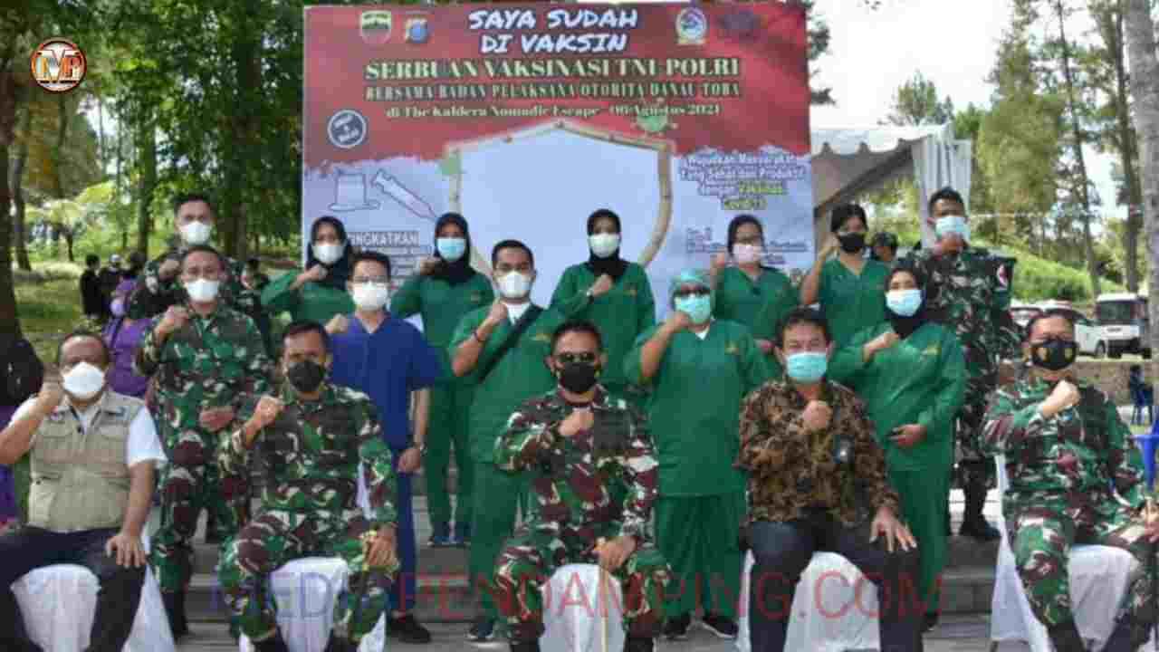 Pangdam I/BB Mayjend Hasanuddin: Kita Harus Lawan Pandemi Covid-19 ini Bersama - Sama