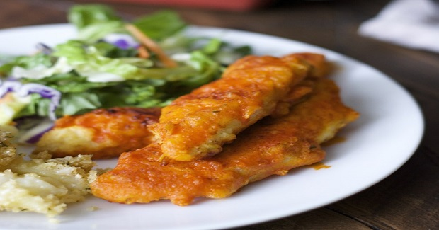 Buffalo Chicken Tenders Recipe