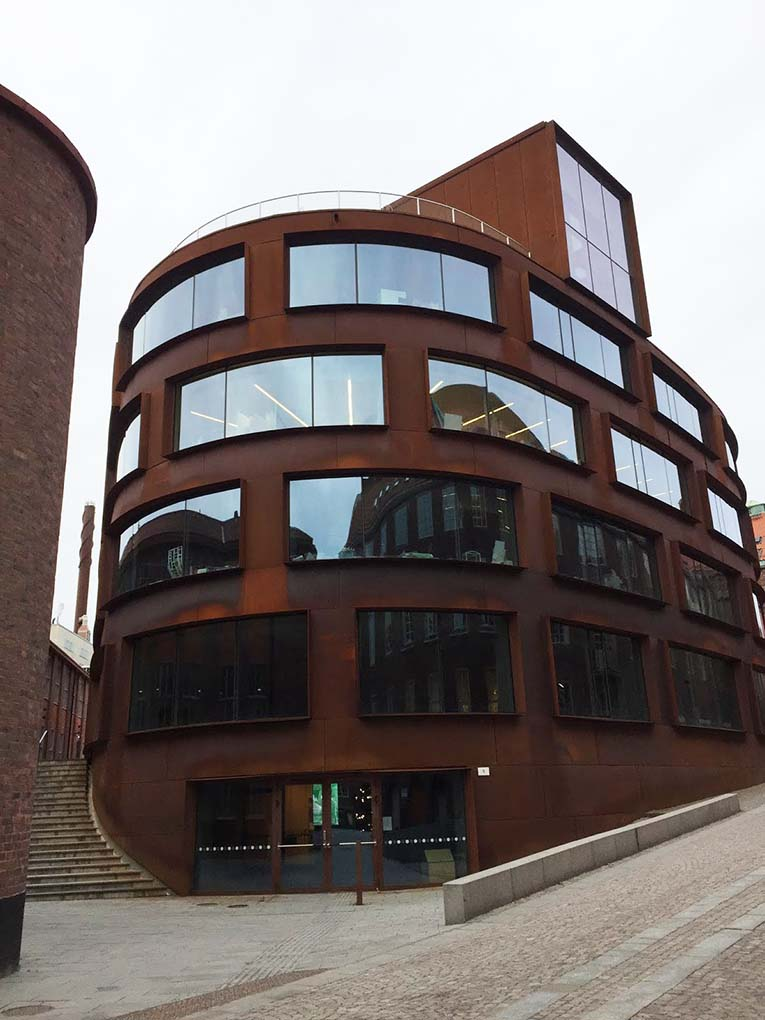 Architettura contemporanea a Stoccolma