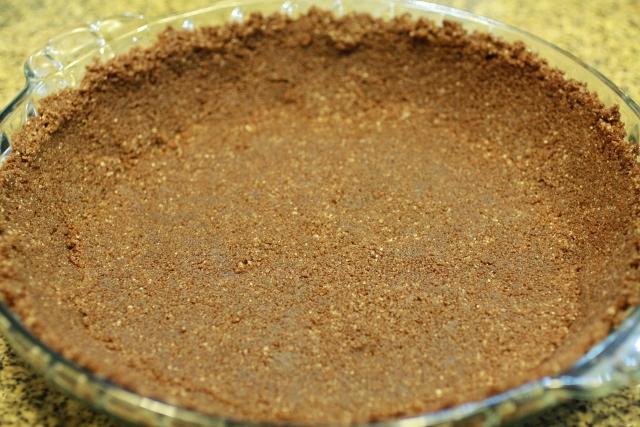 Fácil cheesecake de dulce de leche / No bake dulce de leche cheesecake