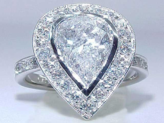 Big Wedding Ring