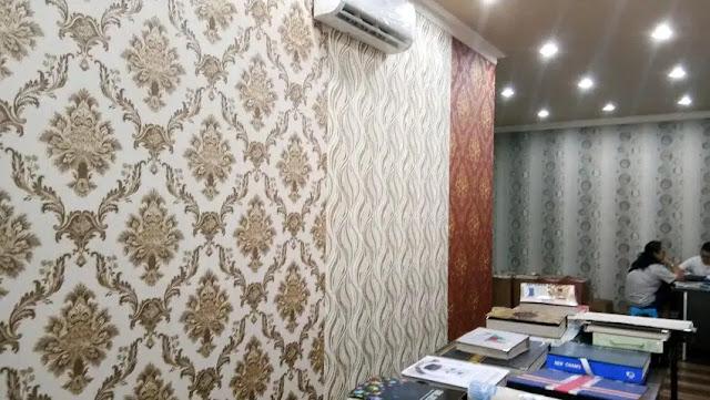 4 Bukti Bahwa Wallpaper Dinding Lebih Baik Daripada Cat