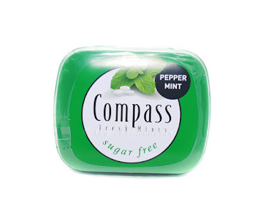 Powersmints compass