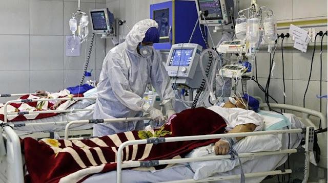 Mengerikan! Virus Corona Menewaskan 1 Orang Setiap 12 Menit di Iran