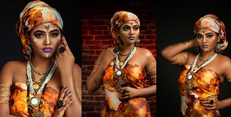 Tribal Look Shalu Shamu Photos