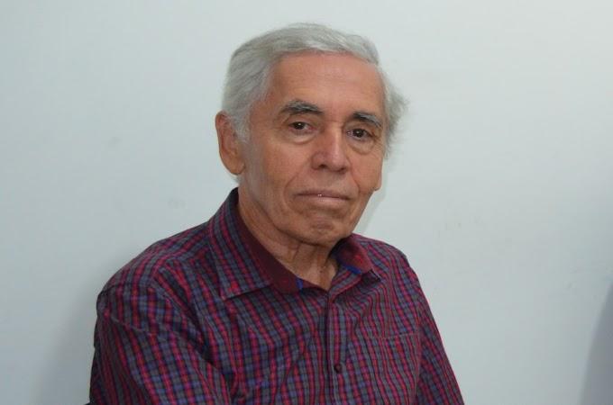 CONQUISTA | Poeta e escritor Carlos Jehovah está na UTI do hospital de Base