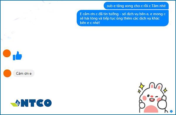tang sub facebook feedback