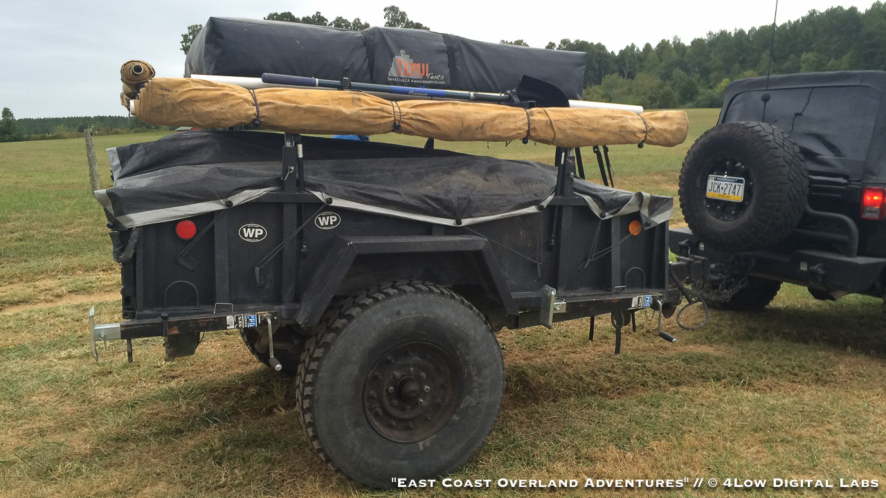 Military Truck Converted To Camper >> East Coast Overland Adventures: Choosing a overland camping trailer